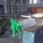 Банды тупых инопланетян вторглись в GTA Online