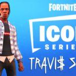 Трэвис Скотт только что сделал свое первое появление в Fortnite, и это было буквально колоссально