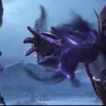 Мир Warcraft Shadowlands шипит в темноте с помощью трассировки лучей в альфа-диапазоне