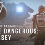 Elite Dangerous: Odyssey позволит вам исследовать миры пешком