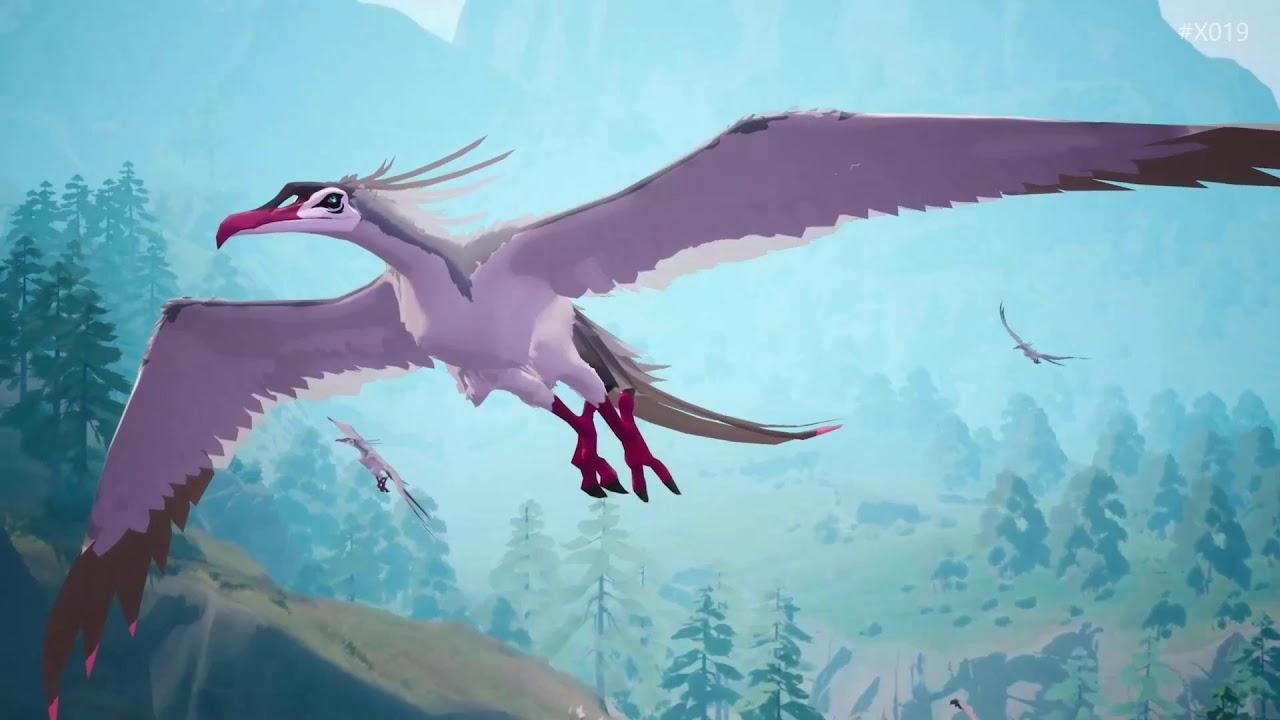 Новая игра Rare Xbox Series X, Everwild, получает новый трейлер
