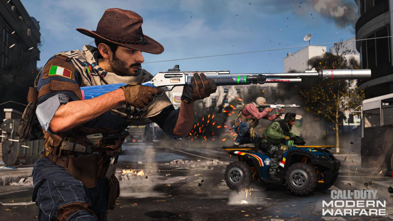 CoD: Modern Warfare And Warzone Season 5 Игры Лета Идут В Прямом Эфире