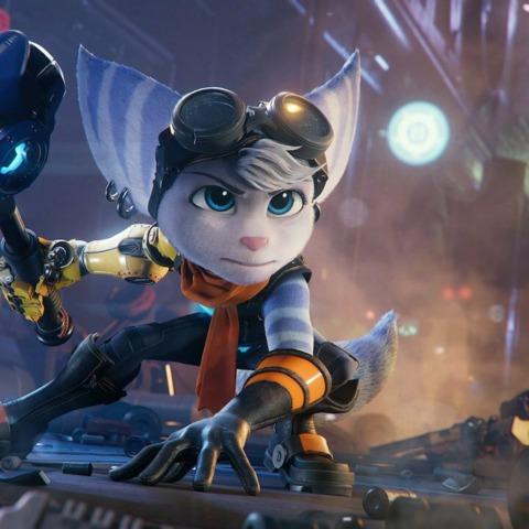 Трейлер Ratchet & Clank: Rift Apart Показывает Нового Главного Героя Ривета, Ломбакса, Озвученного Дженнифер Хейл Из Mass Effect