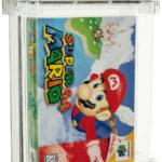 Запечатанный Super Mario 64 Получает Огромную Цену На Аукционе
