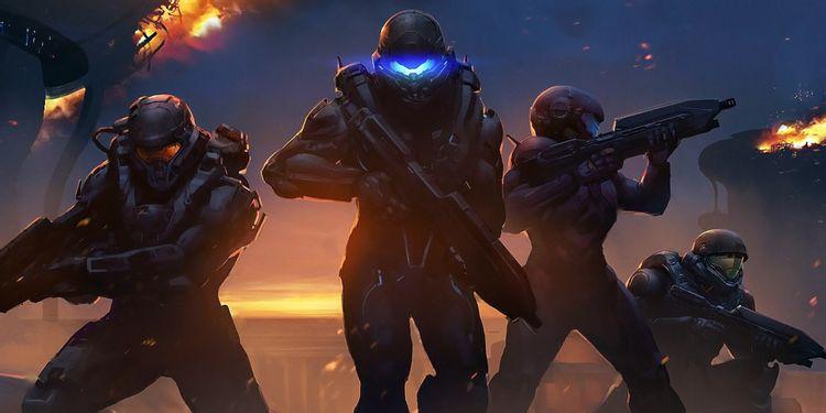 343 Подтверждает, Что Halo 5 Не Появится На ПК После Утечки GeForce