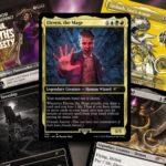 «Странные вещи», «Анатомия Монстров», «Лиллиана Весс» И «Пиксельная графика» В Заголовке «Магия Супердропа» Секретного Логова Gathering в Октябре».