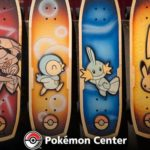 Коллекция Pokemon Center x Bear Walker Серии 4 Отмечает 25 — Летие С Пикачу