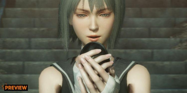 Незнакомец Из Рая: Предварительный просмотр Происхождения Final Fantasy - Рай Найден